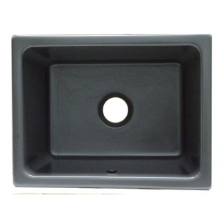 Evier Timbre D'office Belfast Anthracite1cuve