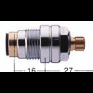 Grifo especial cabeza Porcher 3 agujeros 18X150 válvula 13