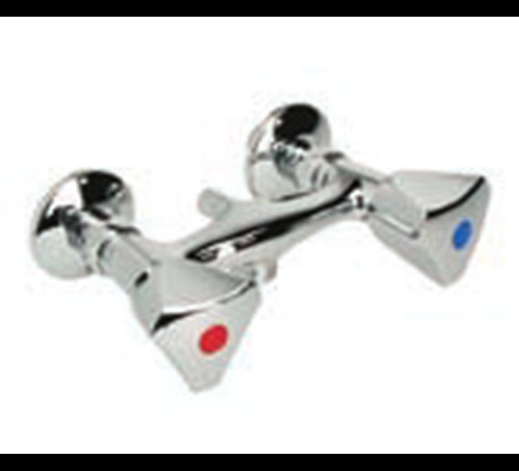 Shower mixer M1 / 2 center distance 100mm