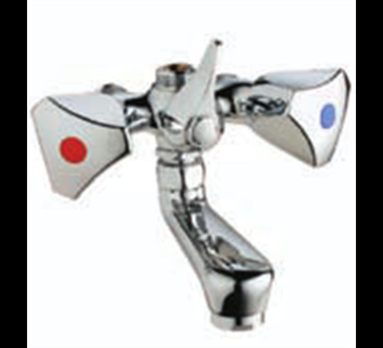 Wechselrichter Badewanne-Dusche Standardabstand 60mm