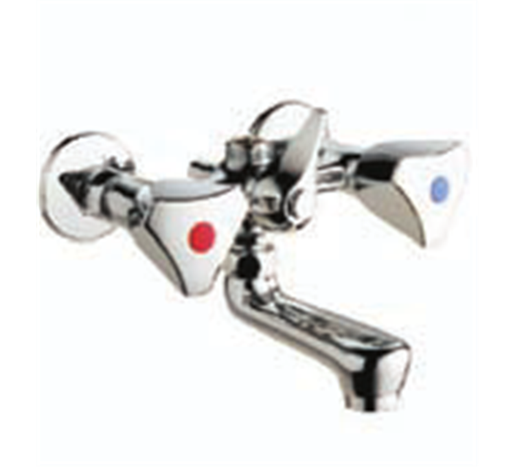 Inverter Bagno-Doccia Spaziatura standard 100mm