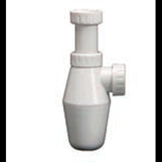 "1 ""1/4 Polypropylene sink siphon"