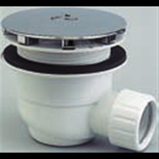 Receptor tapón sifoides Ø 90 mm con rejilla