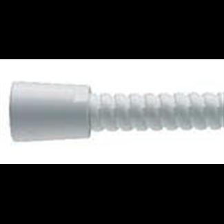 Flexible de douche Spyroflex Blanc