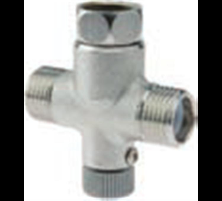 Pre-regulator for timed foot valve