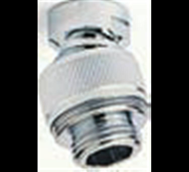 Soffione doccia MF 1/2 in ottone cromato
