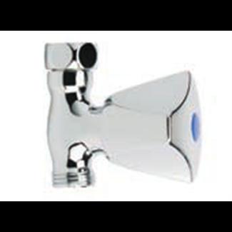 Grifo columna de ducha modelo recto F1/2-M1/2