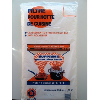 Filtre Pour Hotte de Cuisine