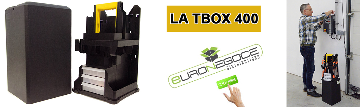 la tbox 400 chez euro negoce distribution
