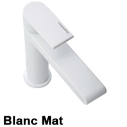 Finition Blanc Mat