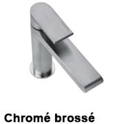 Finition Chromé Brossé